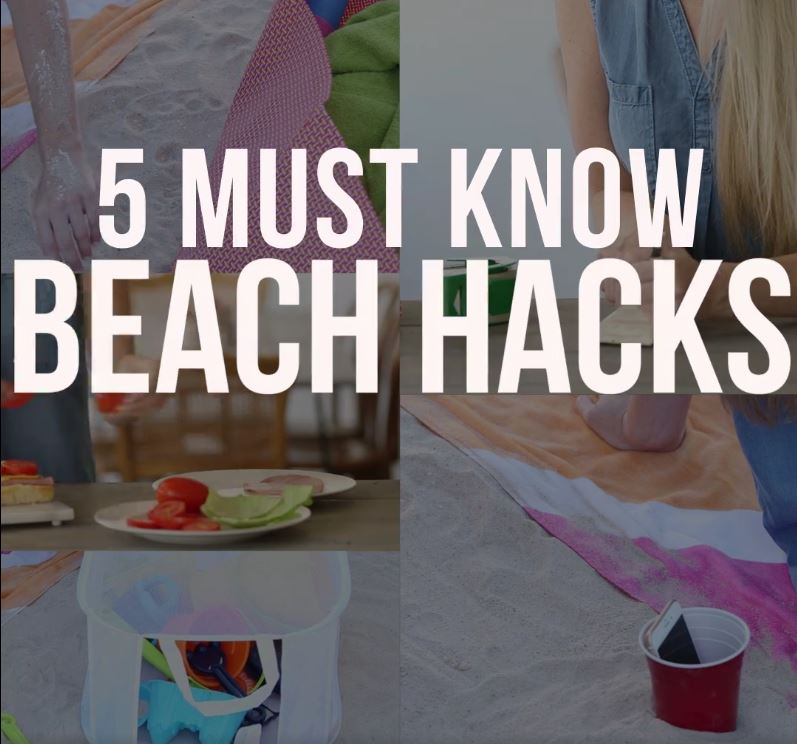 5 Tips for the Beach