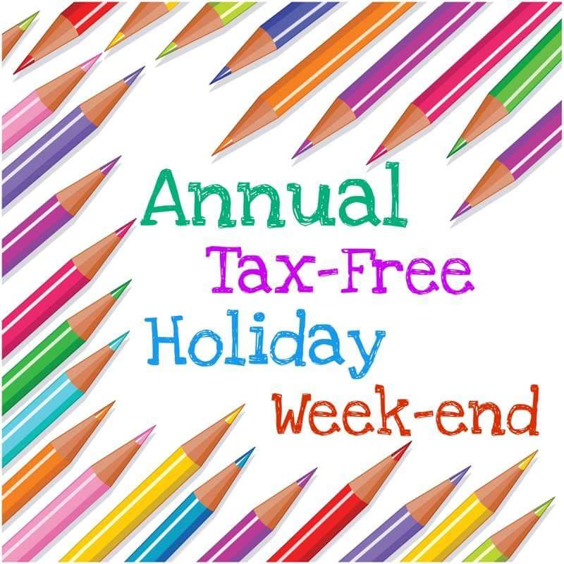 Georgia's Tax Free Weekend