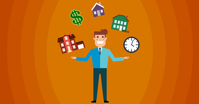 How to Juggle the Sell and Purchase of a Home
