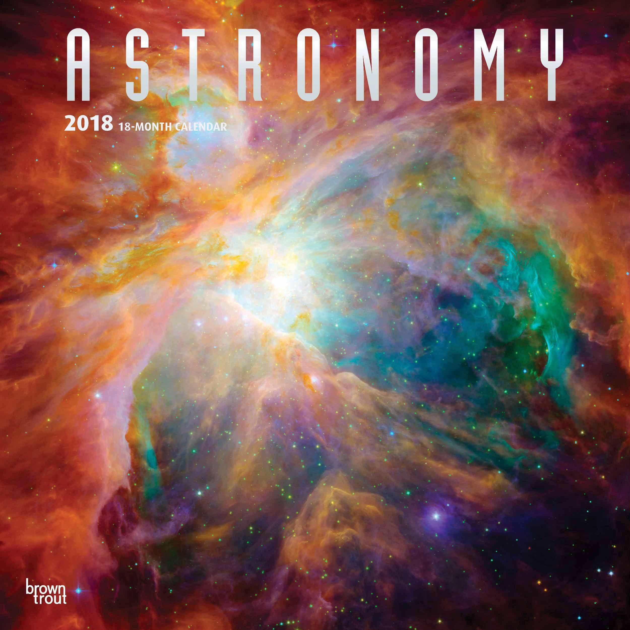 Astronomy Calendar 2020 at Calendar Club