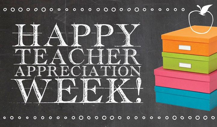 Teacher Appreciation Week 2018 - Freebies and Giveaways ...